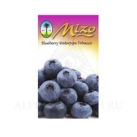 Табак Nakhla - Blueberry Mizo (черника мизо)